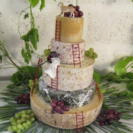 Cheese Wedding Cake Liverpool